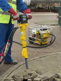 Compressor, Breaker Hire in Faringdon, Swindon